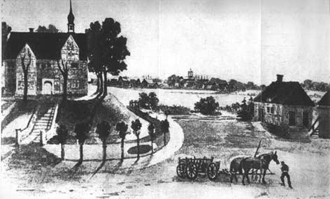 Historische Ansicht Ritzerau